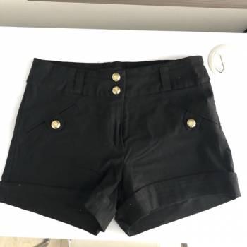 Foto Carousel Producto: Shorts negros strech GoTrendier
