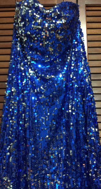 Foto Carousel Producto: Vestido de fiesta GoTrendier