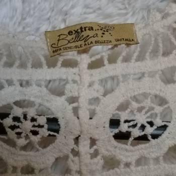 Foto Carousel Producto: Torerita de encaje Unitalla GoTrendier