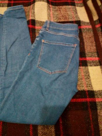 Foto Carousel Producto: Jeans de mango tiro alto GoTrendier