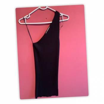 Foto Carousel Producto: Mini vestido negro. GoTrendier