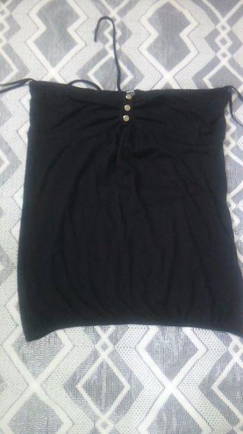 Foto Carousel Producto: Blusa strapple holgada GoTrendier