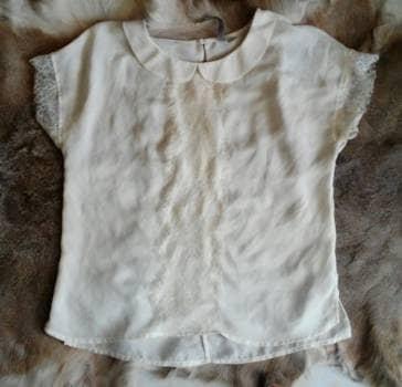 Foto Carousel Producto: Blusa color beige 2x1 GoTrendier
