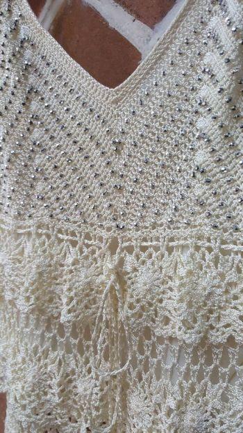 Foto Carousel Producto: Blusa crochet boho♥️ playa GoTrendier