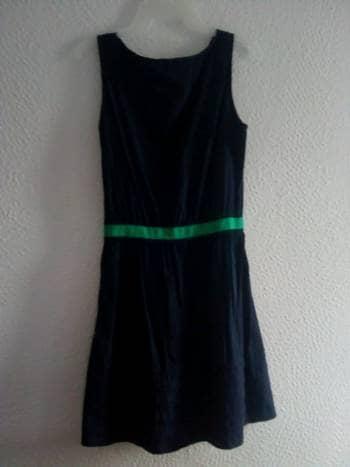 Foto Carousel Producto: Vestido casual MANGO (color azul) GoTrendier