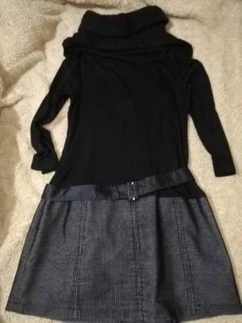 Foto Carousel Producto: Vestido negro ive de ivonne GoTrendier