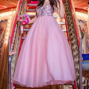 Foto Carousel Producto: Vestido Xv Años Rosa GoTrendier