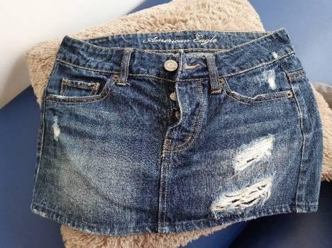 Foto Carousel Producto: Minifalda Demi / American Eagle GoTrendier