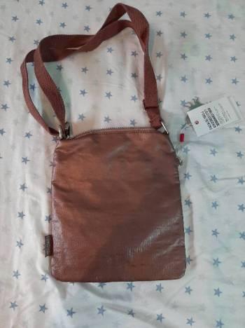 Foto Carousel Producto: Bolsa nueva chocolate metalico GoTrendier