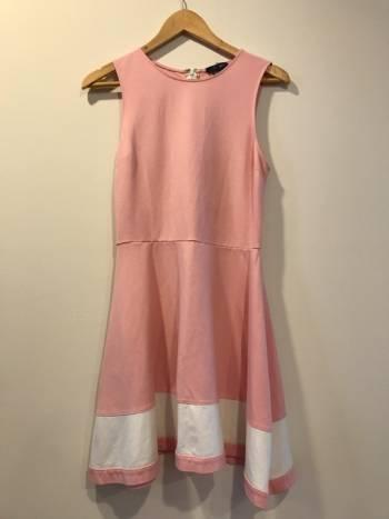 Foto Carousel Producto: Vestido rosa chic  GoTrendier