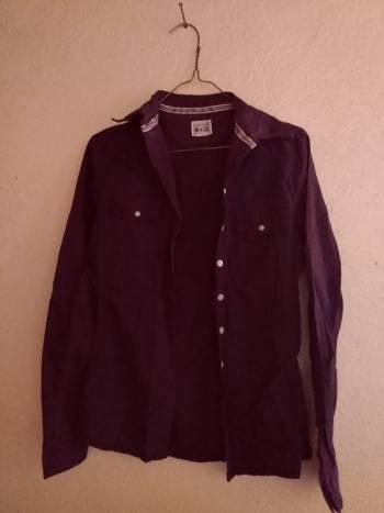 Foto Carousel Producto: Camisa morado uva  GoTrendier