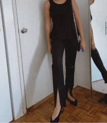 Foto Carousel Producto: Pantalon con cierre al frente GoTrendier
