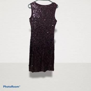 Foto Carousel Producto: Vestido morado IVONNE GoTrendier