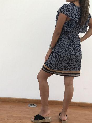 Foto Carousel Producto: Vestido rapsodia azul GoTrendier