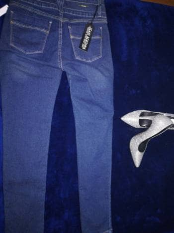 Foto Carousel Producto: Pantalon de mezclilla GoTrendier