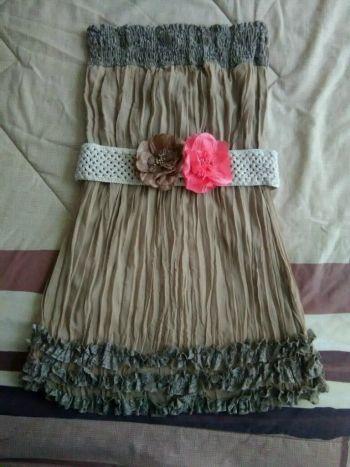 Foto Carousel Producto: Vestidobeige nuevo GoTrendier