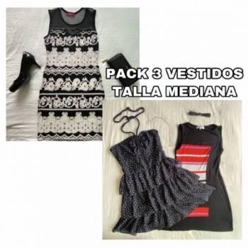 Foto Carousel Producto: 3 Vestidos cortos  GoTrendier