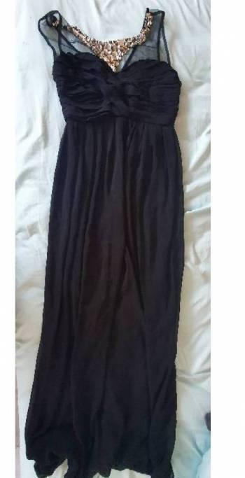 Foto Carousel Producto: Vestido de noche talla M negro GoTrendier