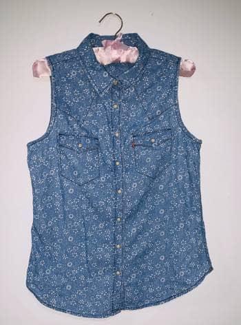 Foto Carousel Producto: Camisa denim GoTrendier