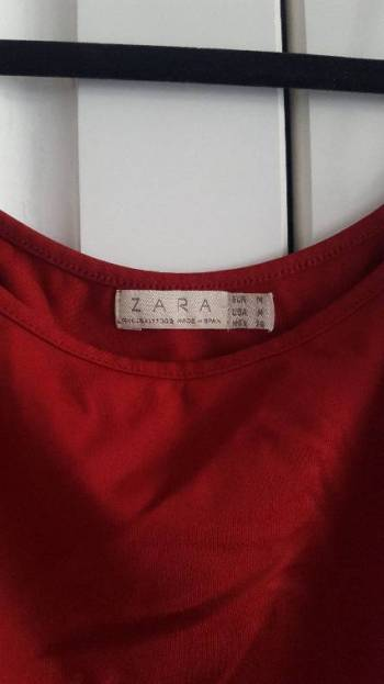 Foto Carousel Producto: Blusa tirantes zara GoTrendier