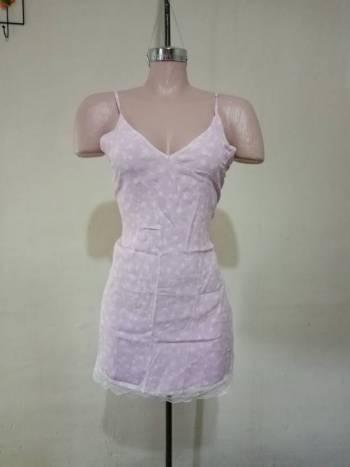 Foto Carousel Producto: Vestido floreado rosa  GoTrendier