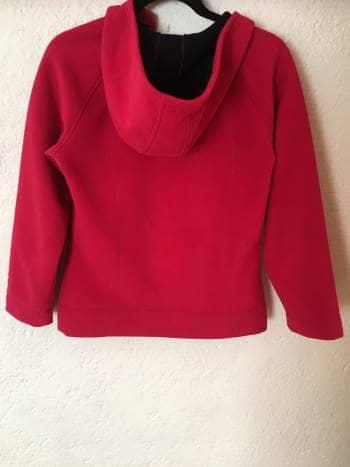 Foto Carousel Producto: Sudadera rosa con gorro GoTrendier