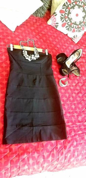 Foto Carousel Producto: Vestido straple GoTrendier