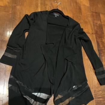 Foto Carousel Producto: Cardigan negro GoTrendier