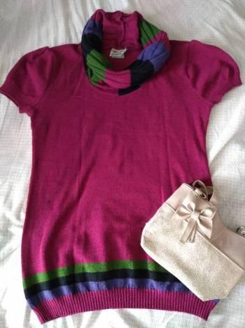 Foto Carousel Producto: Suéter cuello largo GoTrendier