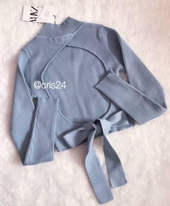 Foto Carousel Producto: Jersey blue *Vendido GoTrendier