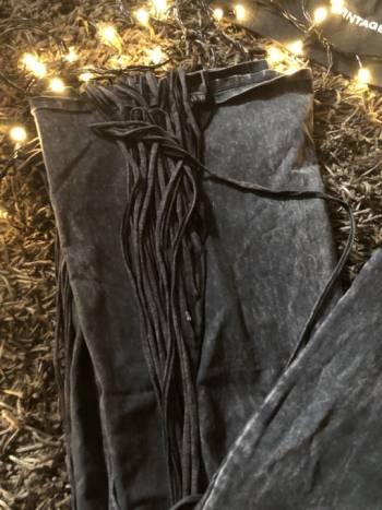 Foto Carousel Producto: Pantalon de flecos  GoTrendier