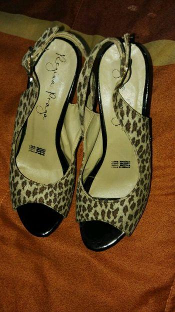 Foto Carousel Producto: Zapatillas animal print GoTrendier