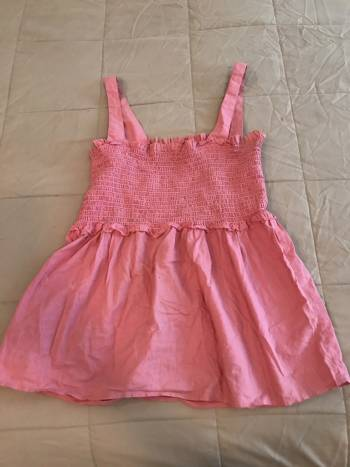 Foto Carousel Producto: Blusita rosa de tirantes GoTrendier