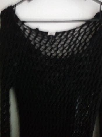 Foto Carousel Producto: Sueter tipo vestido  GoTrendier