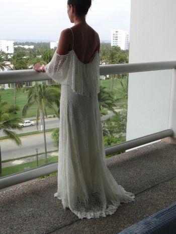 Foto Carousel Producto: Vestido nuevo de encaje estilo Hippie Chic GoTrendier
