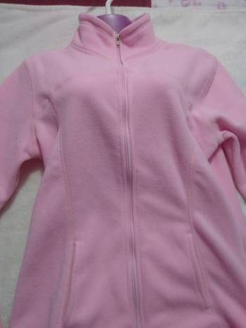 Foto Carousel Producto: Chamarra polar rosa GoTrendier