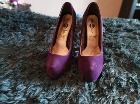 Foto Carousel Producto: Zapatillas moradas GoTrendier