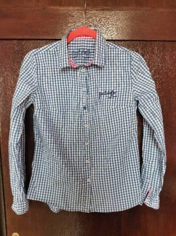 Foto Carousel Producto: Camisa cuadros Pepe jeans GoTrendier