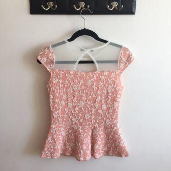 Foto Carousel Producto: Blusa palo de rosa GoTrendier