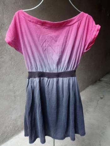 Foto Carousel Producto: Zara TrafalucBluson blusa top degradado mediano GoTrendier