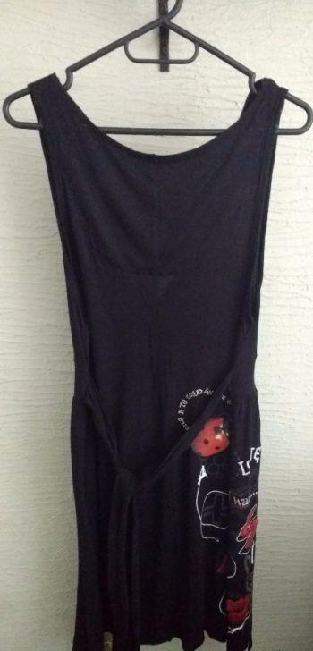 Foto Carousel Producto: Vestido marca Desigual negro GoTrendier