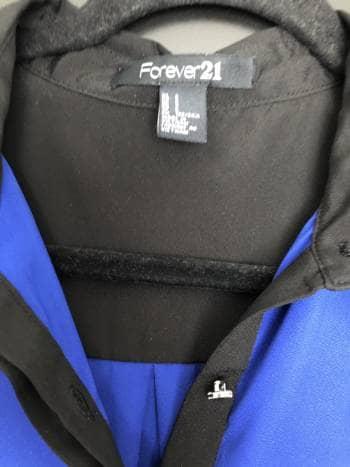 Foto Carousel Producto: Camisa blak and blue GoTrendier