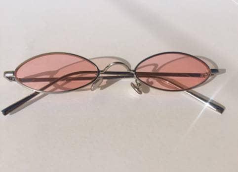 Foto Carousel Producto: Lentes vintage rosa GoTrendier