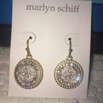 Foto Carousel Producto: Marlyn Schiff Aretes  Color Plata y Oro GoTrendier