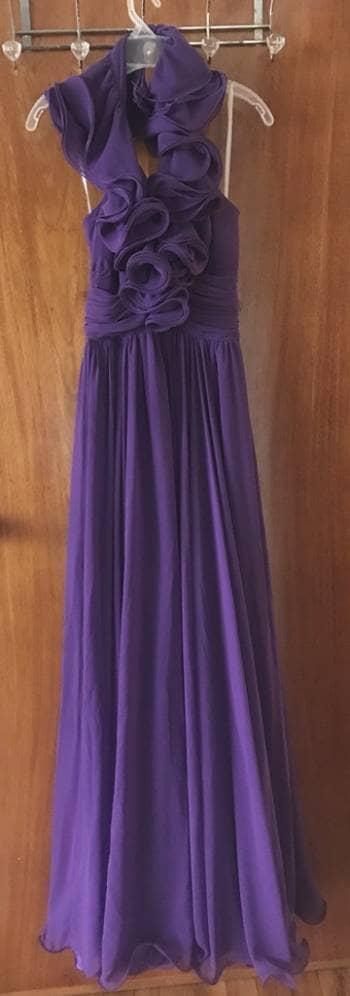 Foto Carousel Producto: Vestido de diseñador GoTrendier