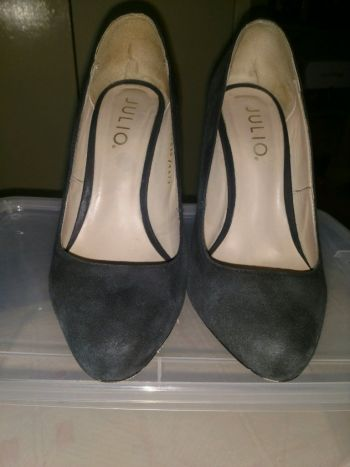 Foto Carousel Producto: Zapatillas julio de ante  GoTrendier