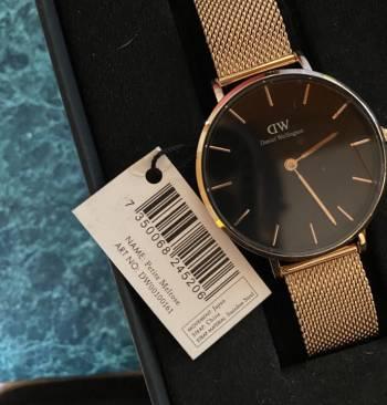 Foto Carousel Producto: Reloj DW rose gold  GoTrendier