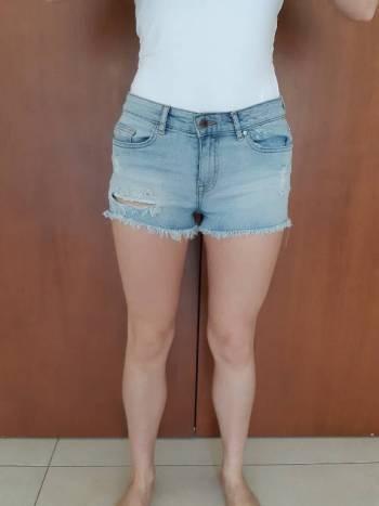 Foto Carousel Producto: Shorts Mezclilla GoTrendier