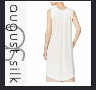 Foto Carousel Producto: Bluson asimétrico August Silk T.M GoTrendier