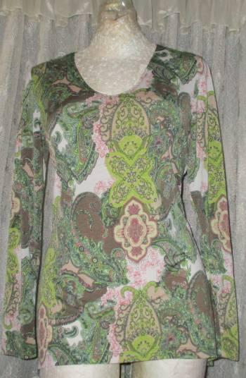 Foto Carousel Producto: Women Blusa Estampada Strech Mas Larga D GoTrendier